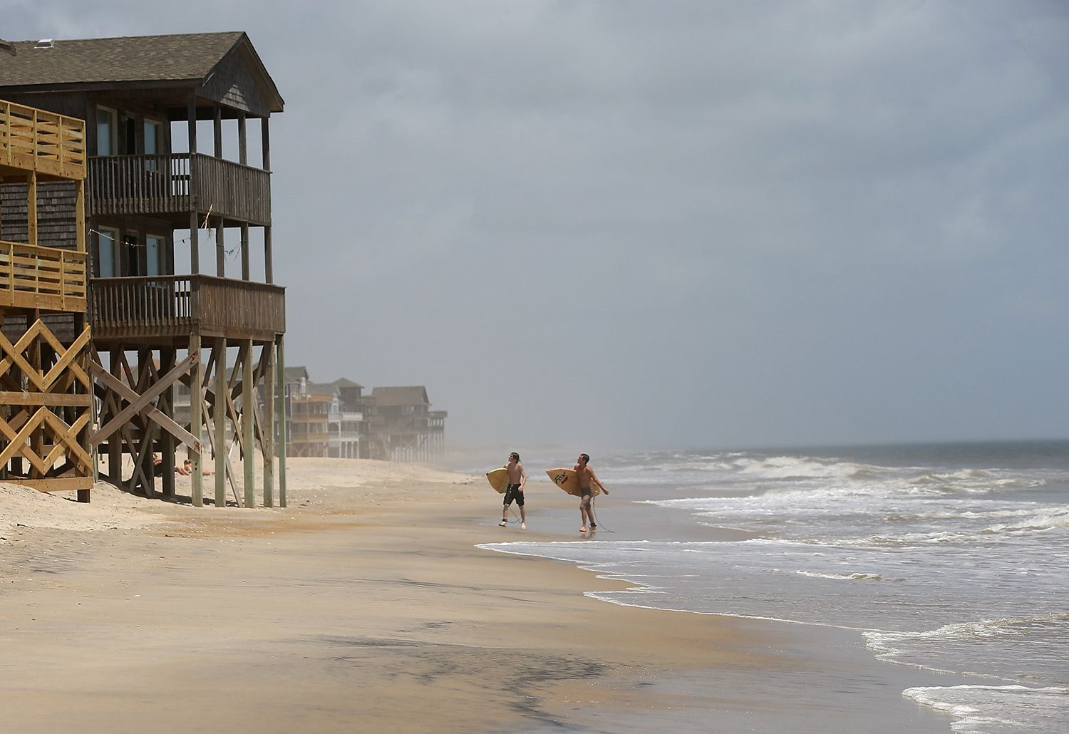 The Outer Banks of North Carolina - Driving Tour