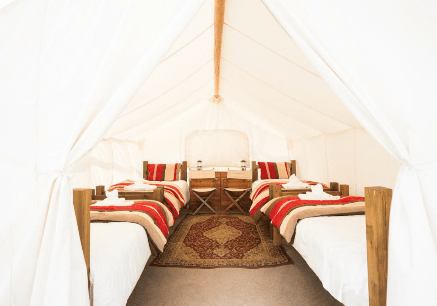 The Best Glamping Spots for Families in the USA
