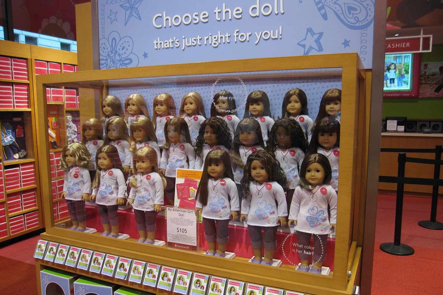 American Girl Place NYC