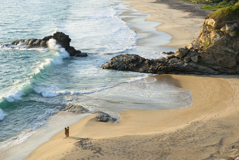 شواطئ سكاجين الرائعة
