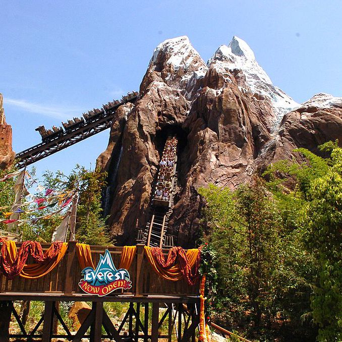 The Thrill of Expedition Everest