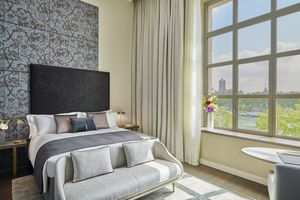 Presidential Suite at the Intercontinental Lyon-Hotel Dieu Hotel