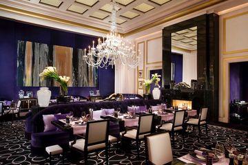The fabulous Joel Robuchon restaurant in Vegas