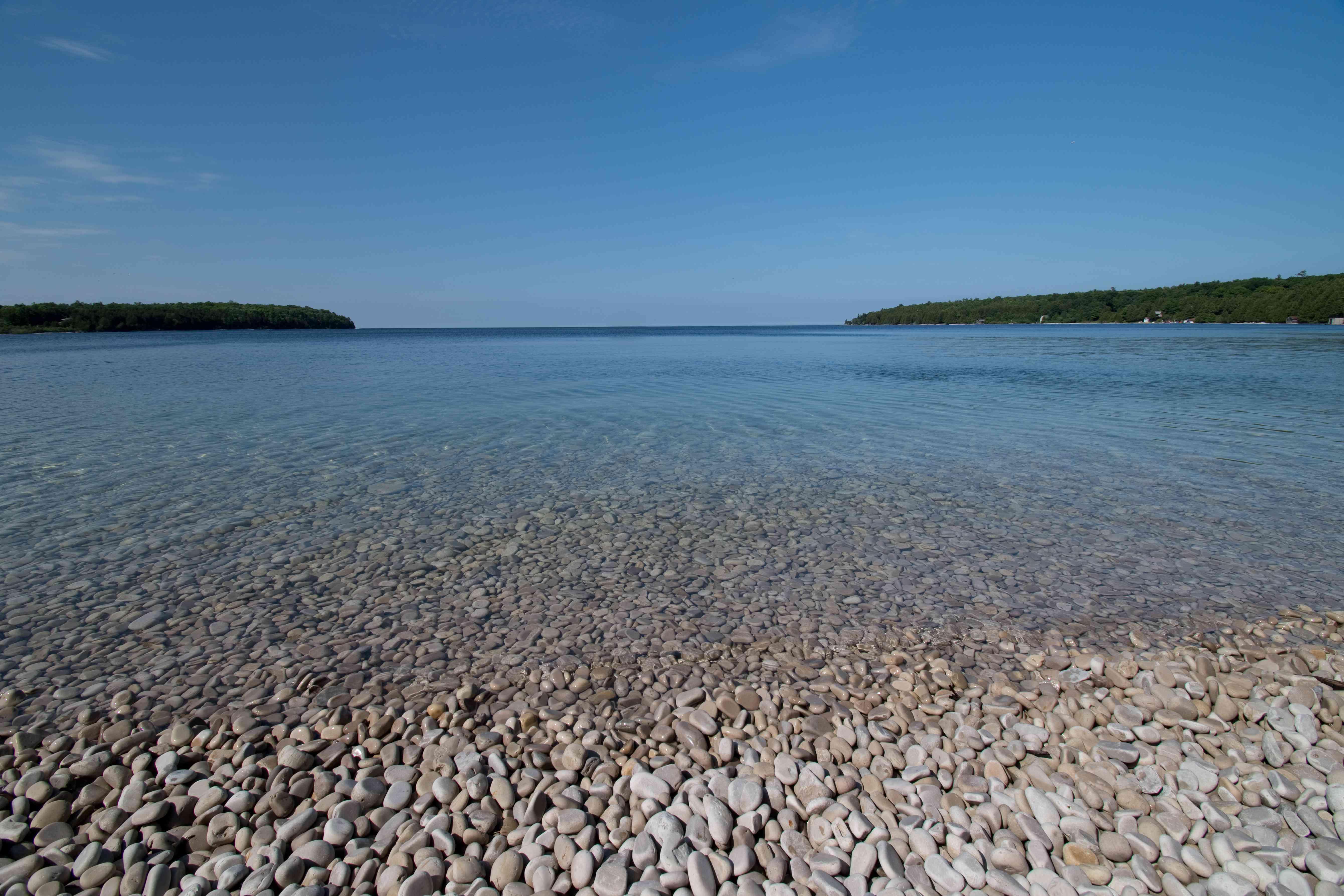 Schoolhouse Beach, Washington Island, Wisconsin