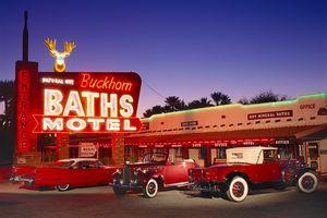 At the Buckhorn Baths in Mesa, Arizona