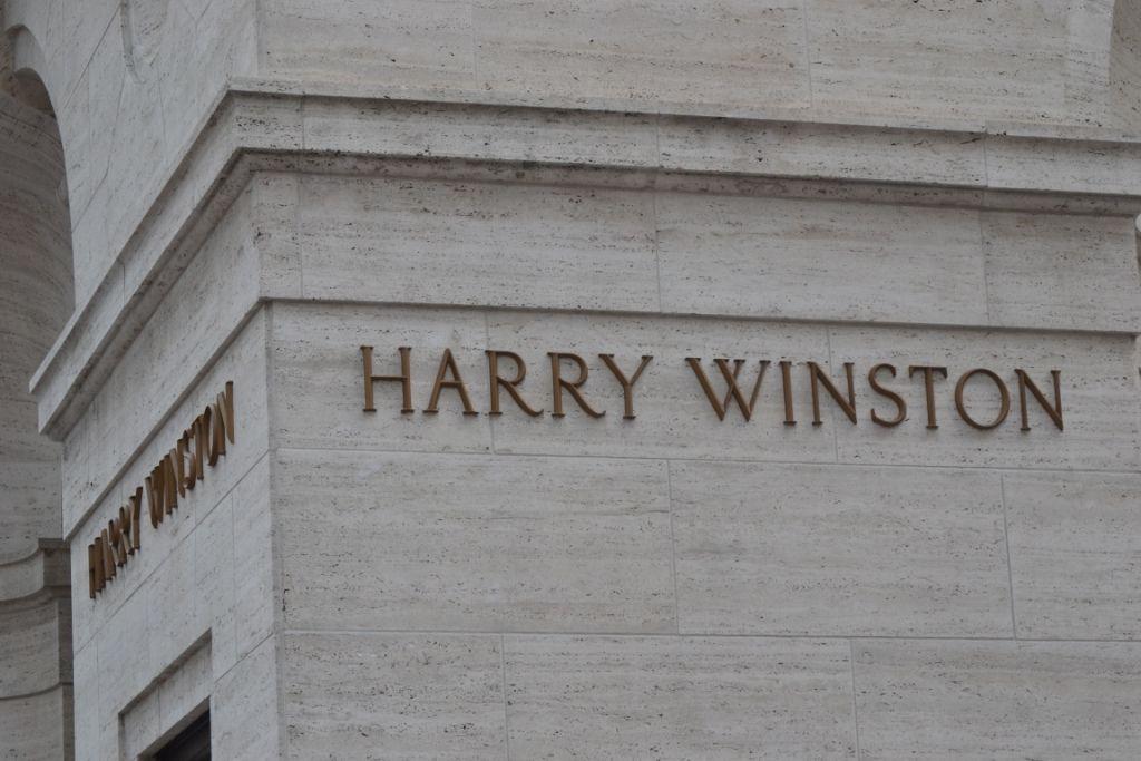 Harry Winston NYC