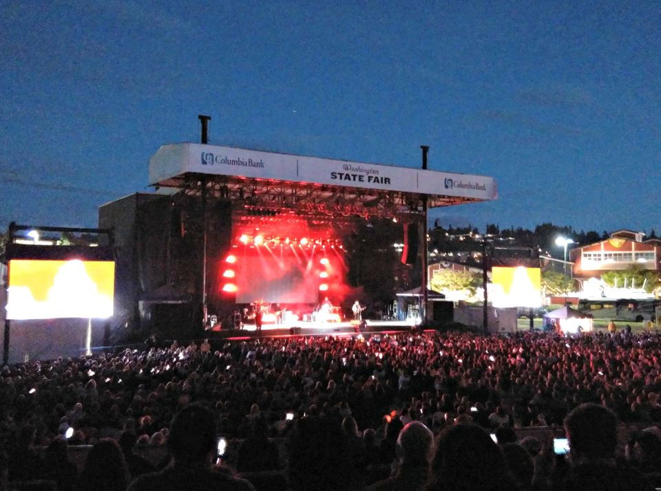 Washington State Fair Concerts