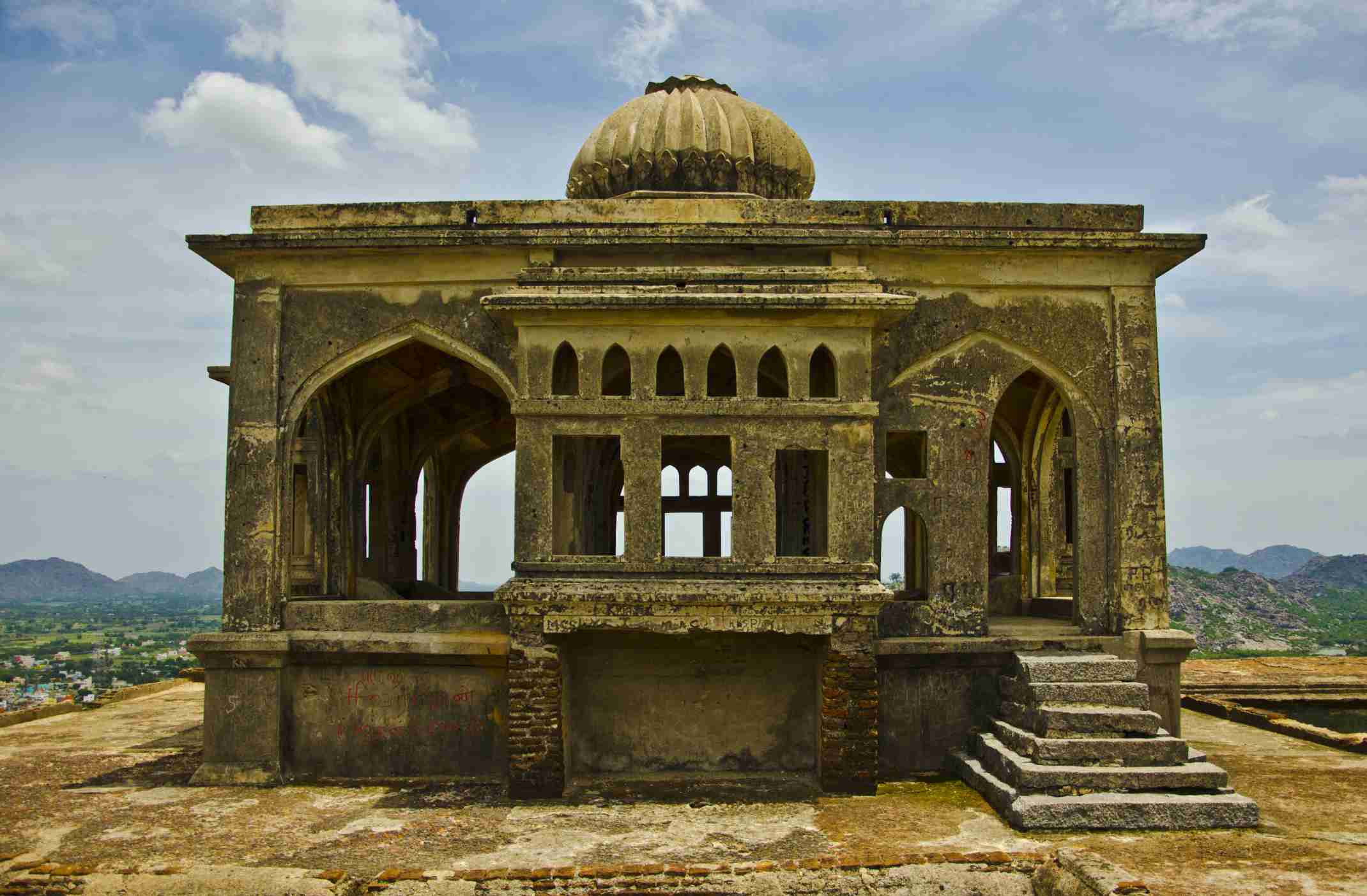 Gingee Fort.