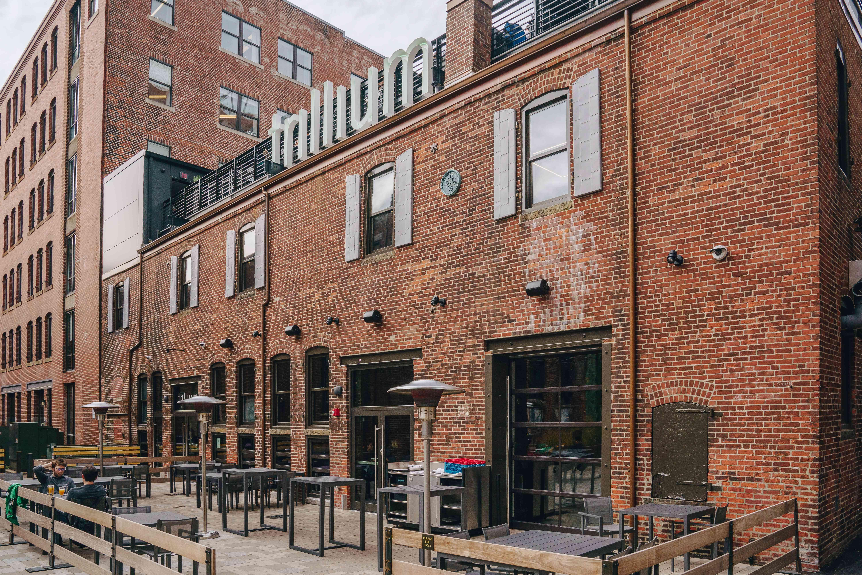 Trillium Brewing Company in Boston