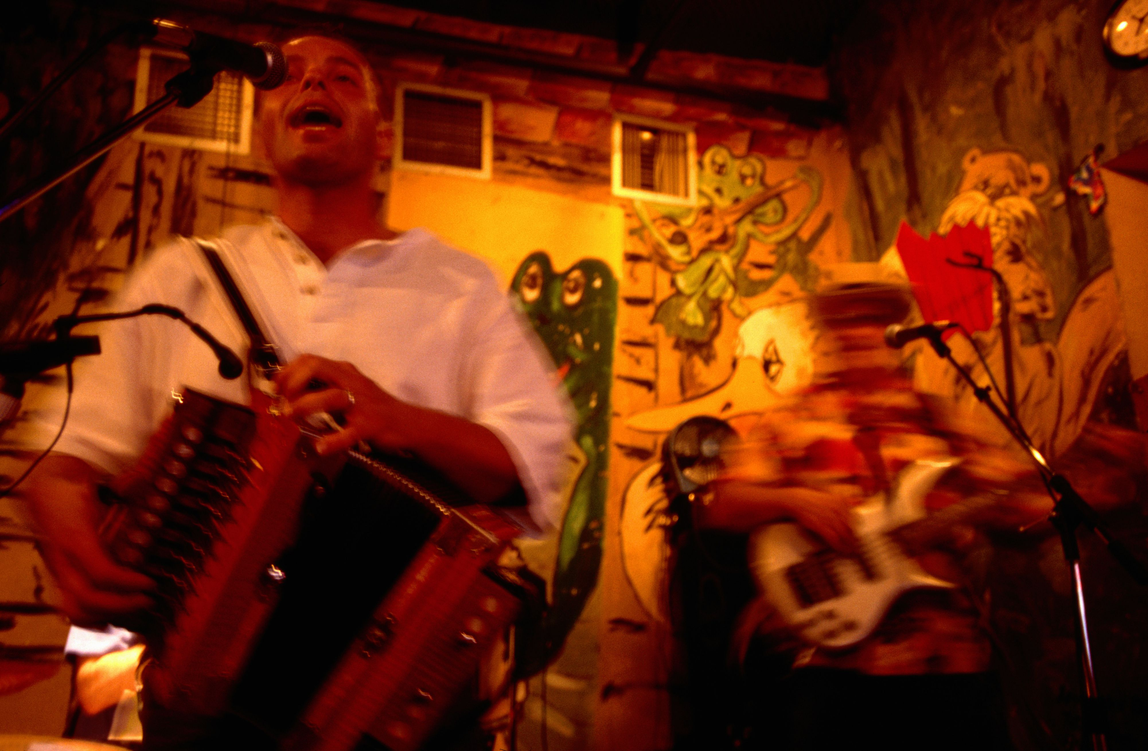 Get Your Two-Step on With Live Cajun and Zydeco at These NOLA Clubs