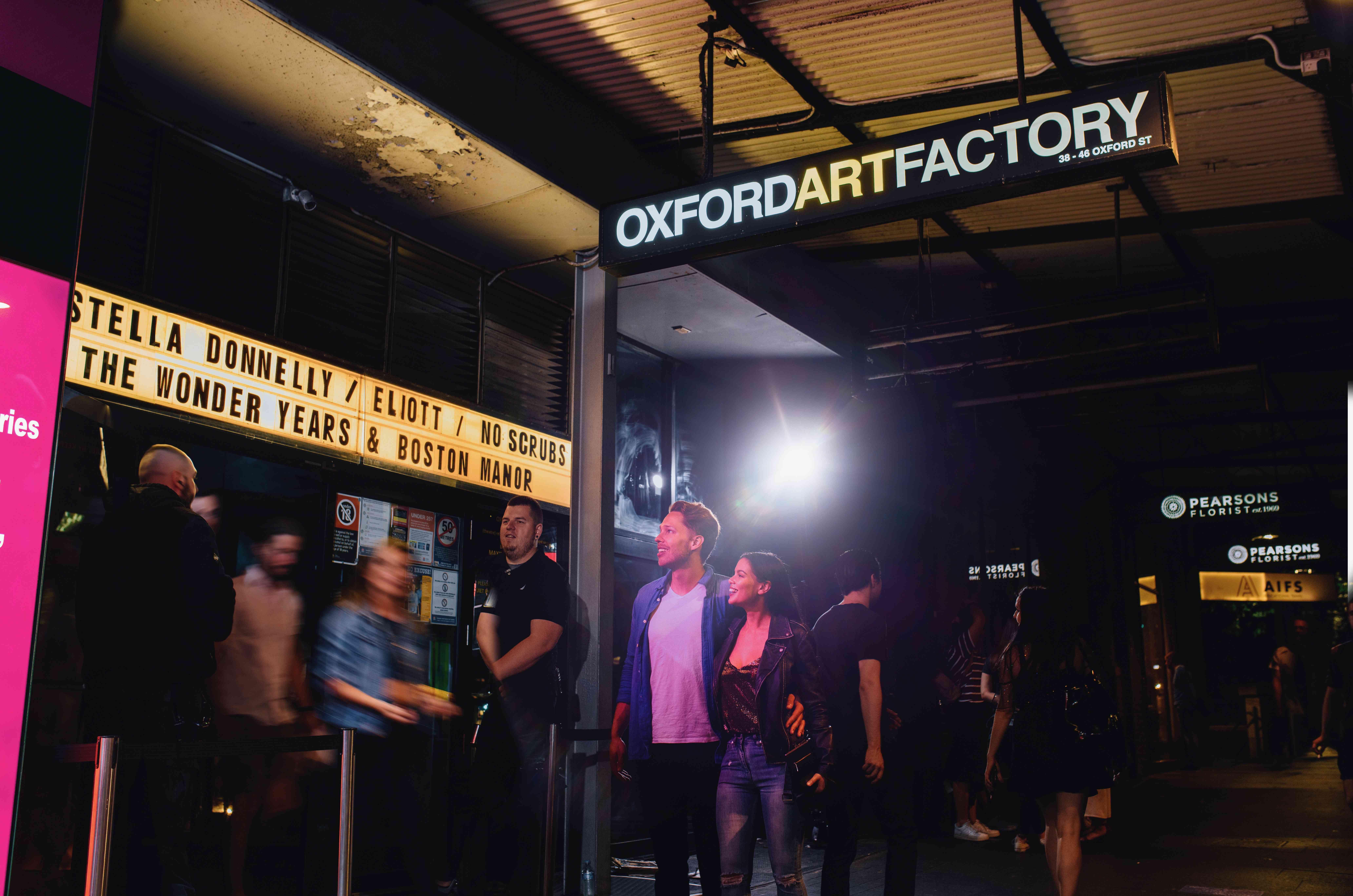 Oxford Art Factory music venue