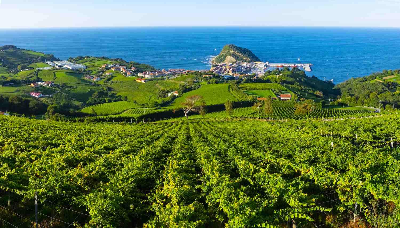 Getaria, Basque Country, Spain