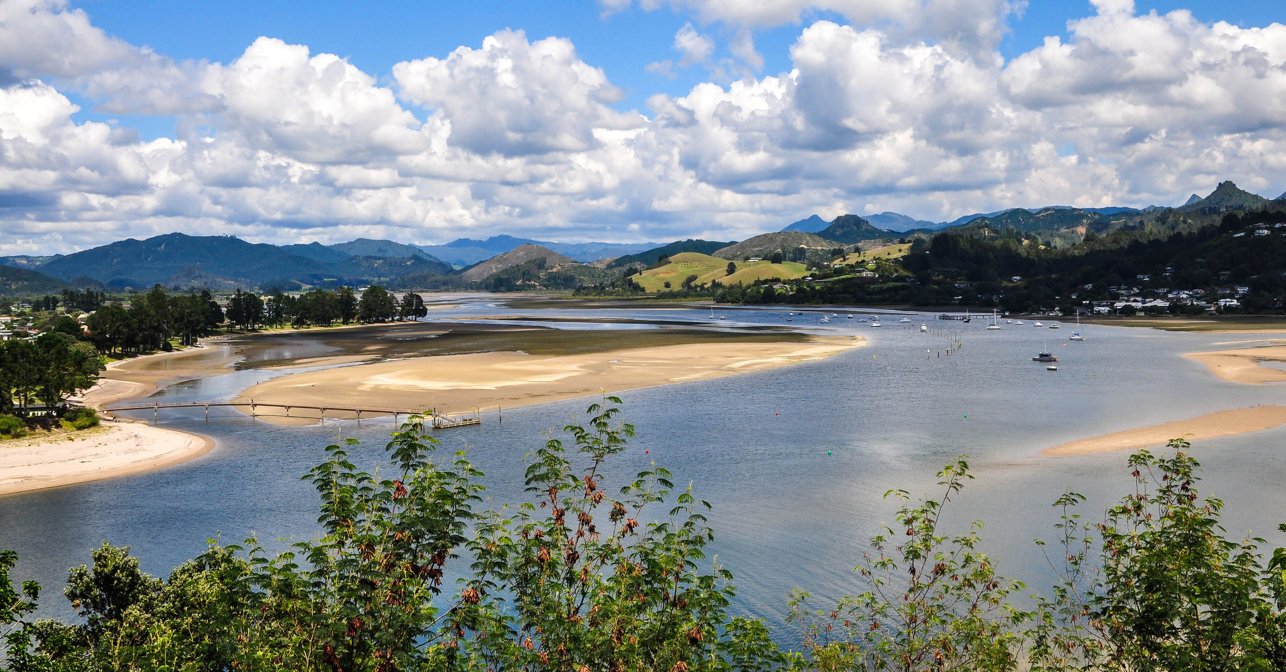 Tairua and Pauanui, Coromandel