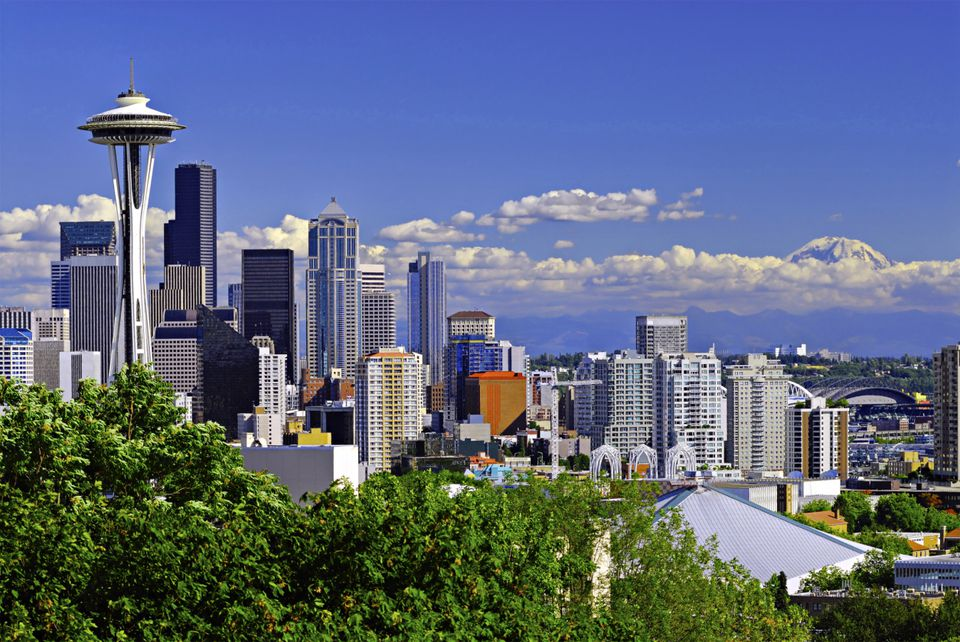 Destination Inspiration: Colors of Seattle