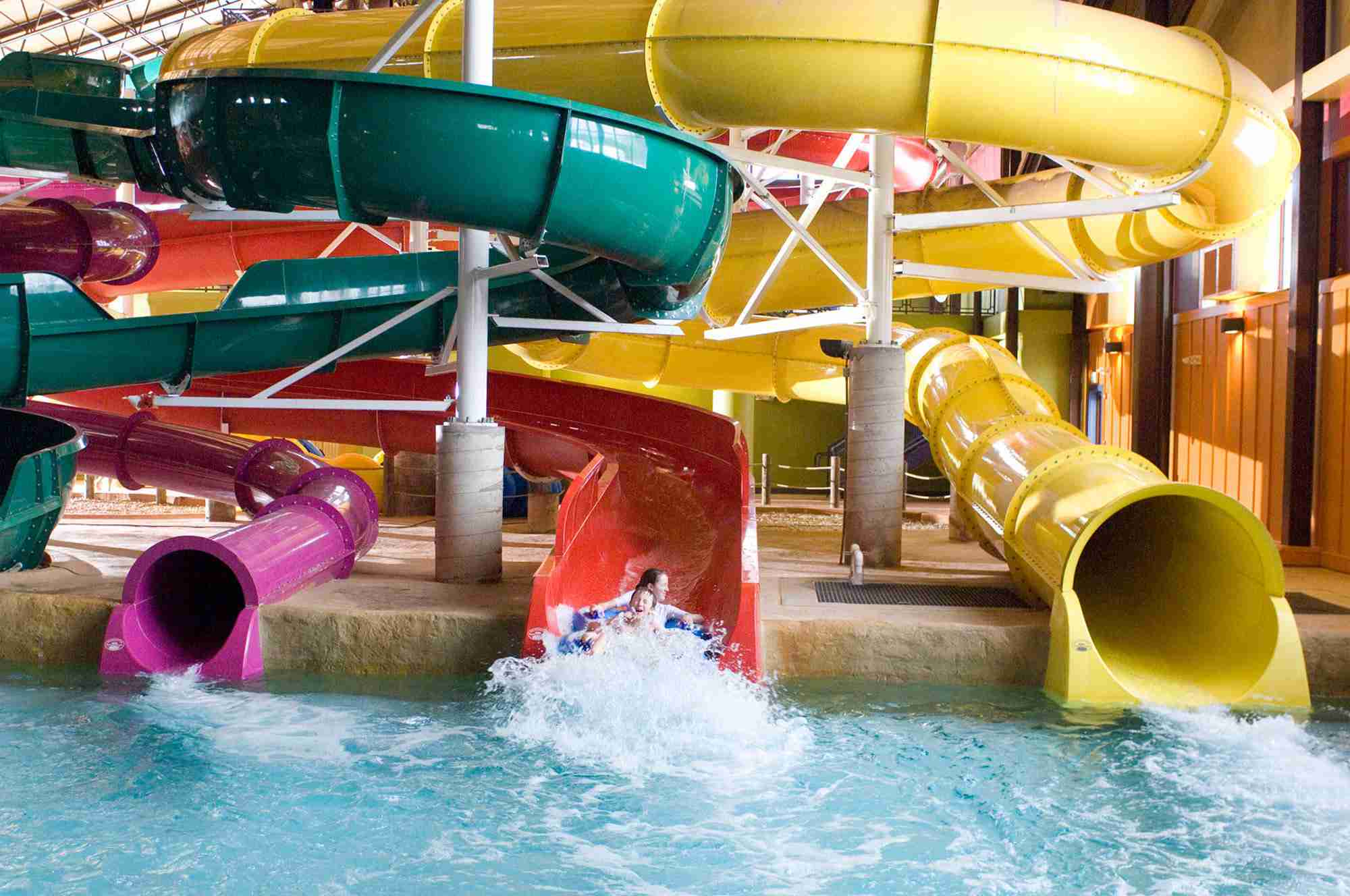 Chill Out At New Hampshire Water Parks