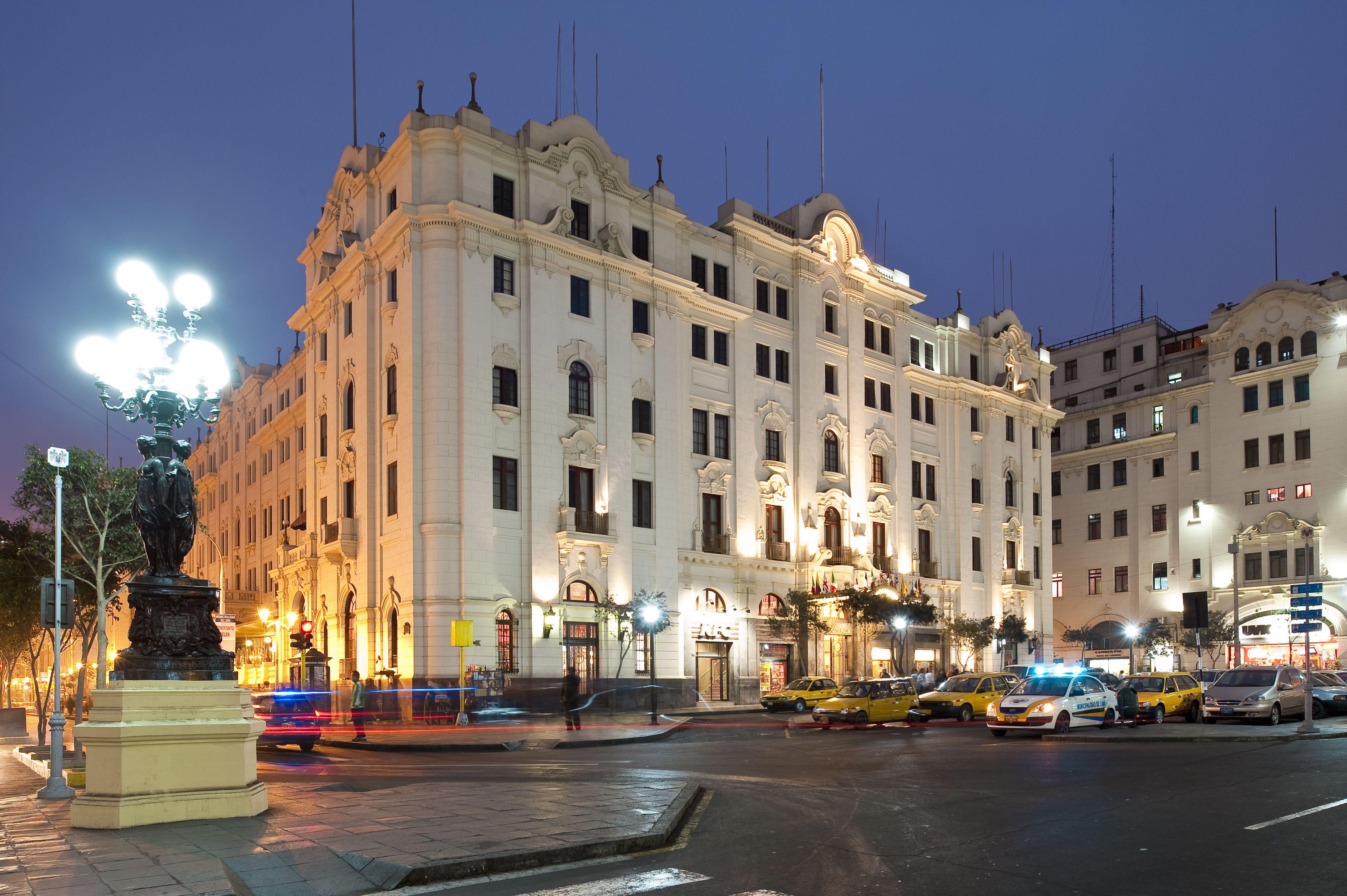 Gran Hotel Bolívar en Lima