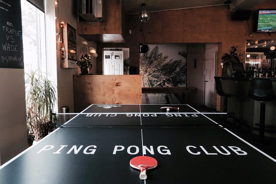 Remarkable Ping Pong Club Montreal For Drinks And Table Tennis Download Free Architecture Designs Intelgarnamadebymaigaardcom