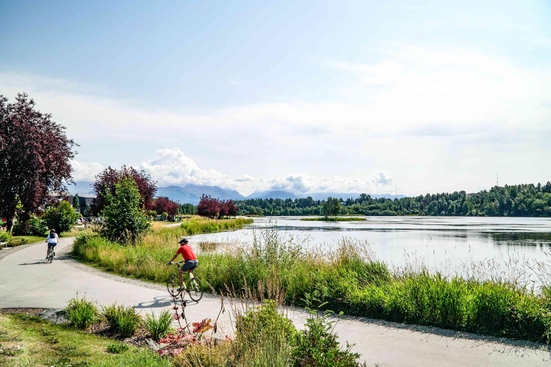 Alaska Bike Trail