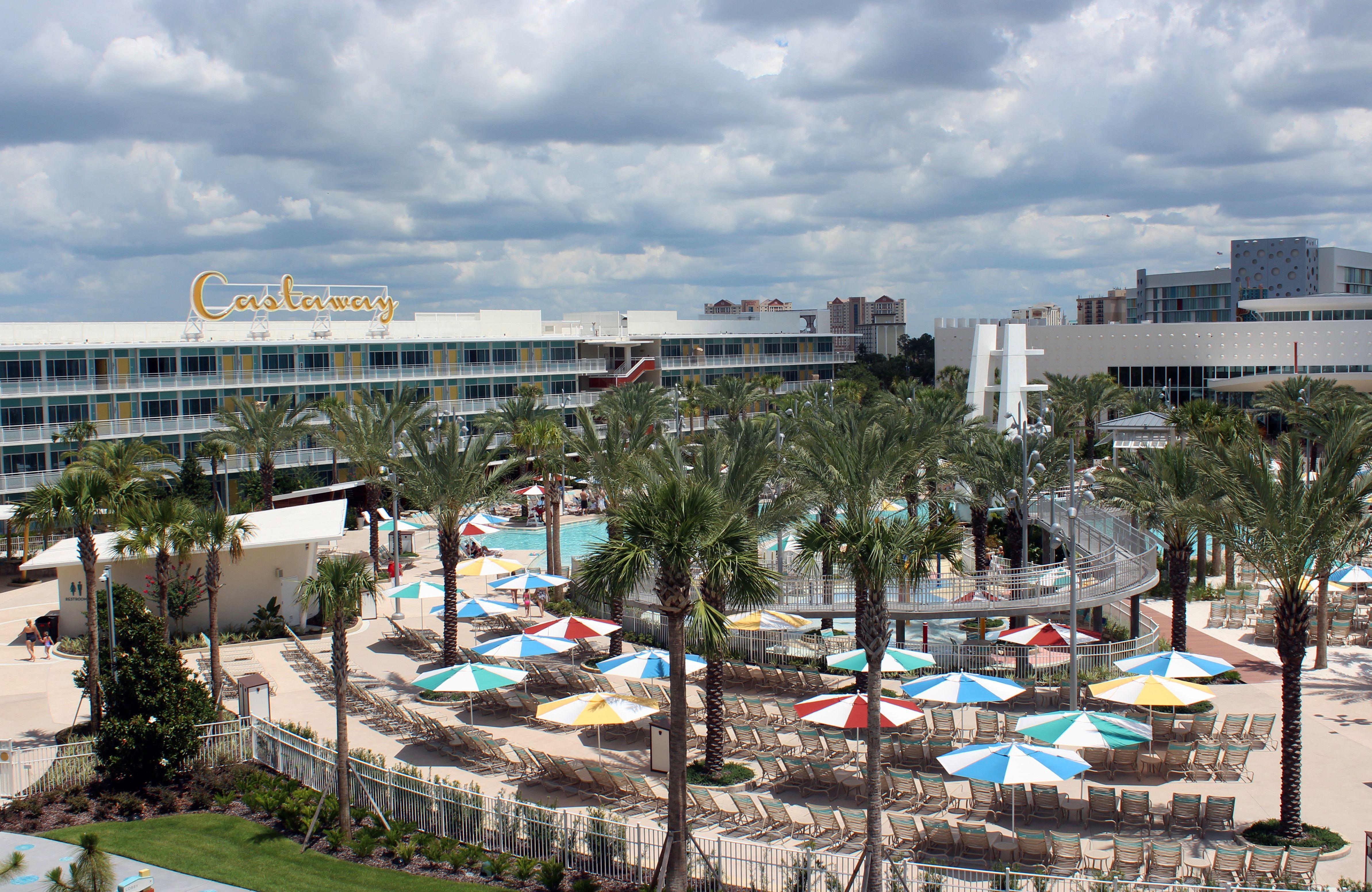 Cabana Bay Universal Orlando Pool