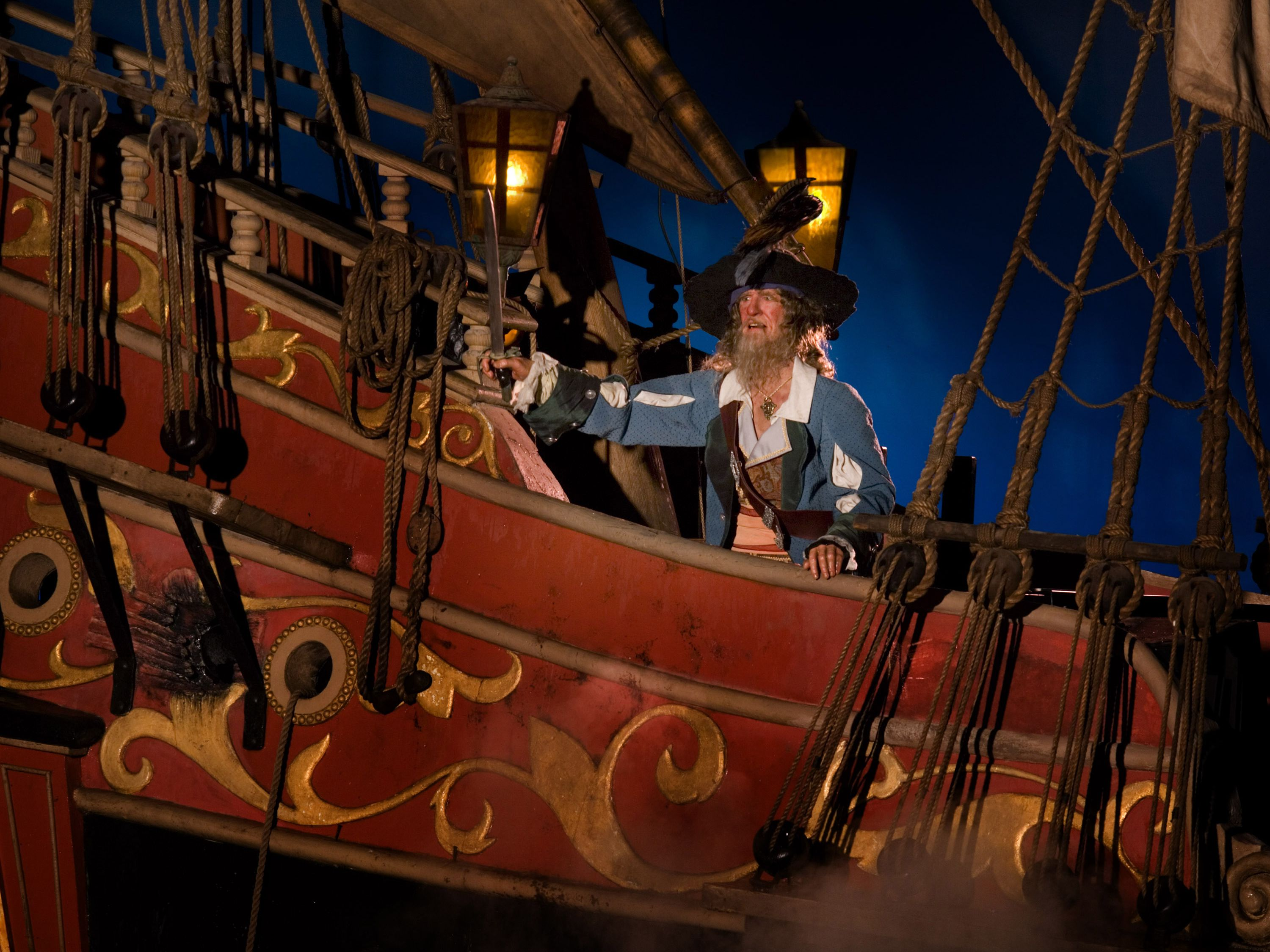 Disney's Pirates of the Caribbean Ride Review