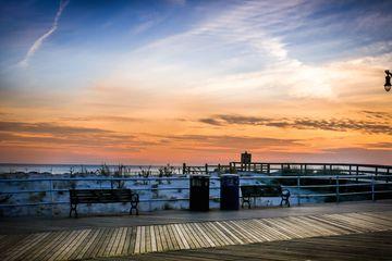 Atlantic Coast Boardwalk