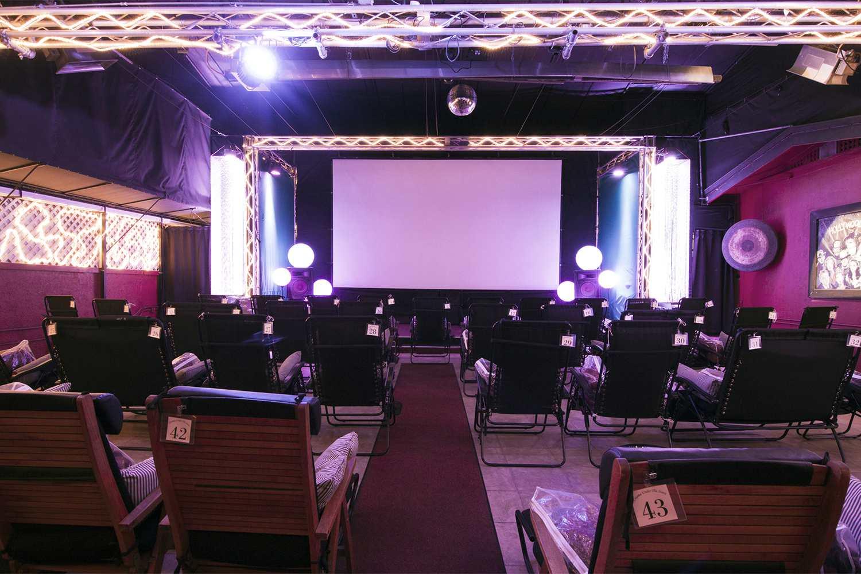 Cinema Under the Stars in San Diego