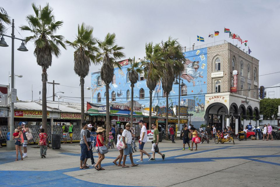 Venice in Los Angeles, California