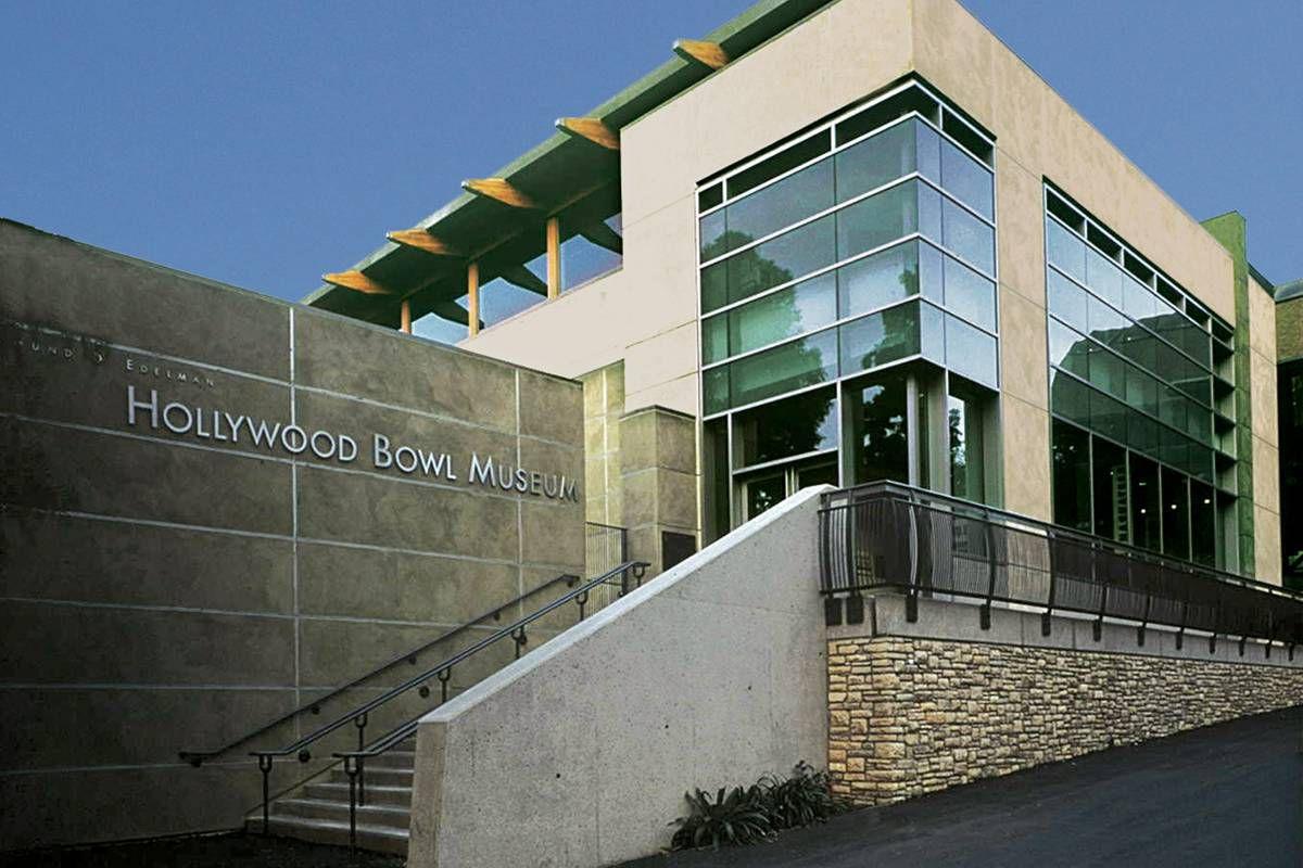 Hollywood Bowl Museum