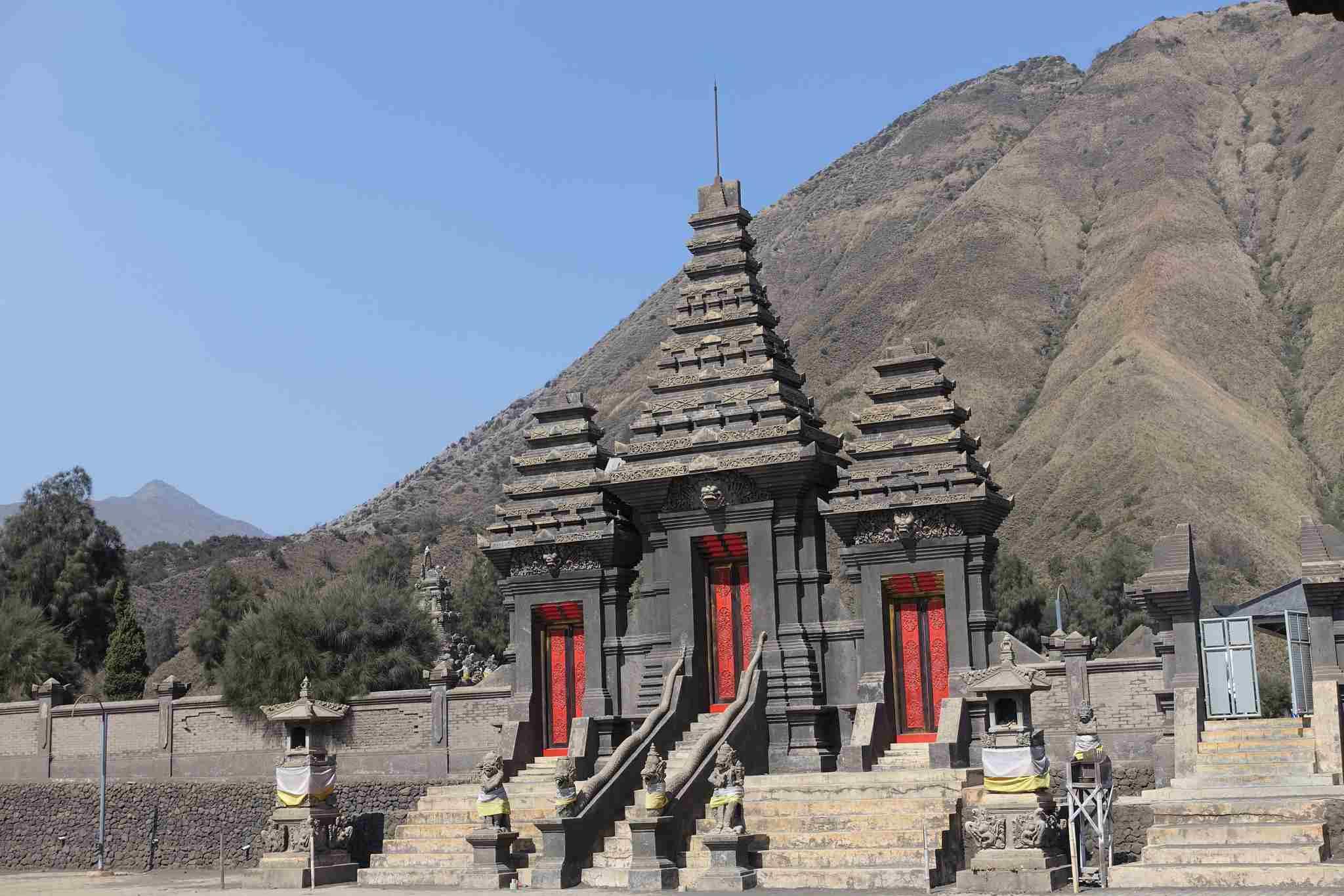 Pura Luhur Poten Temple, Bromo, Indonesia