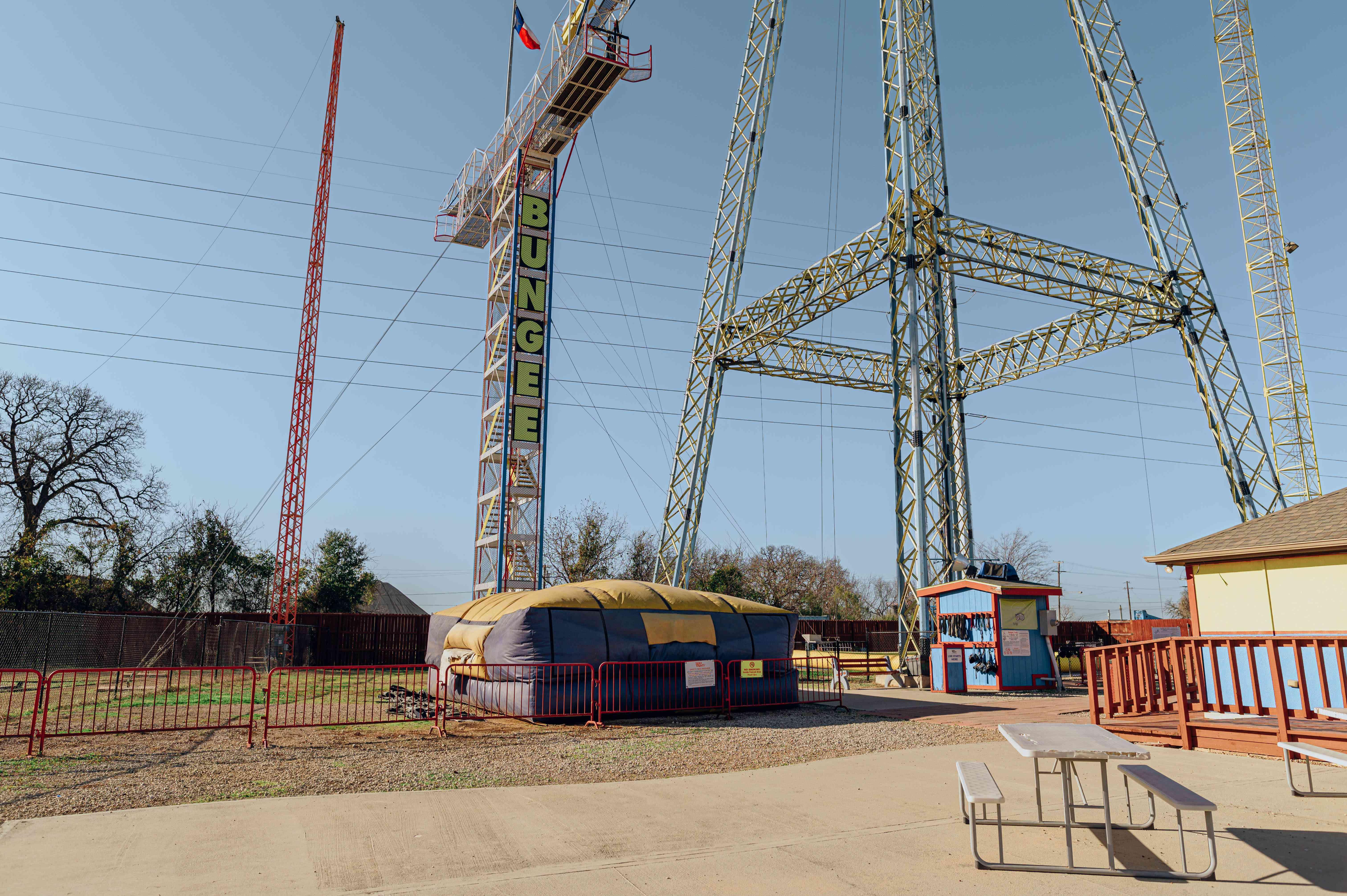 Zero Gravity Thrill Park in Dallas, Texas