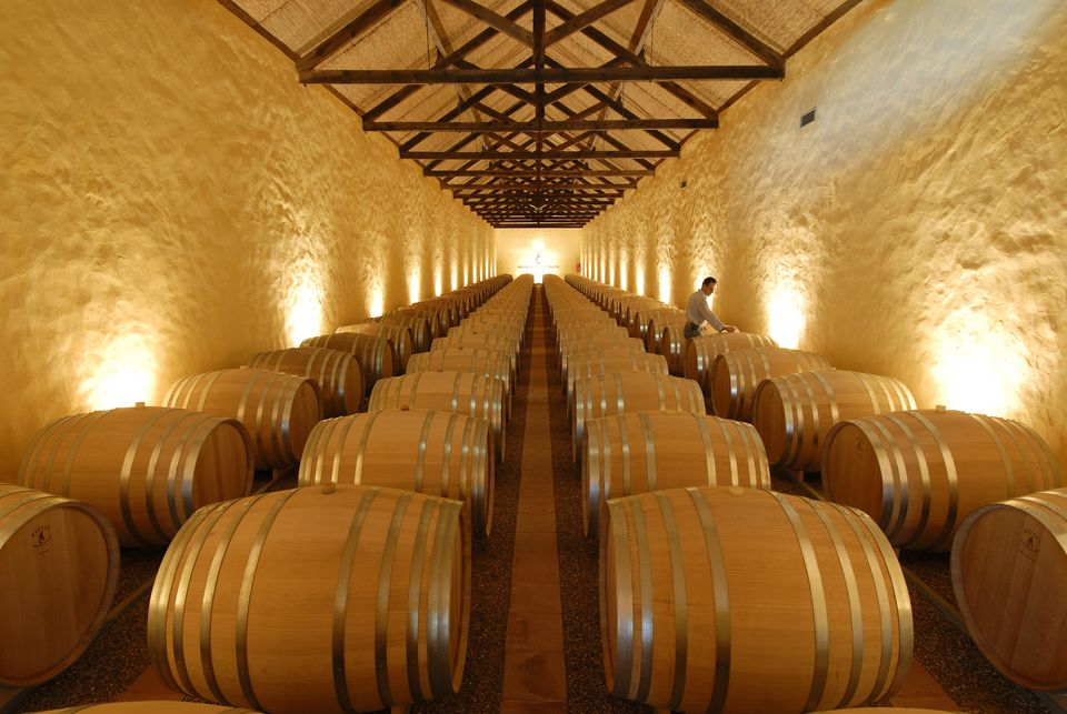 Wine cellars of Comporta, Alentejo, Portugal