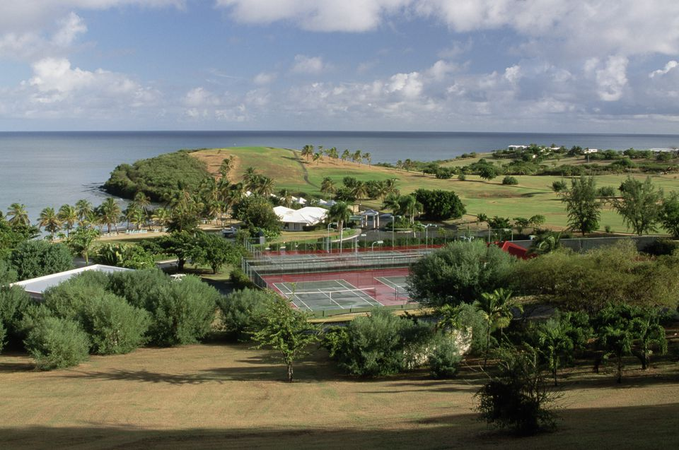 The Buccaneer Golf Course, US Virgin Islands