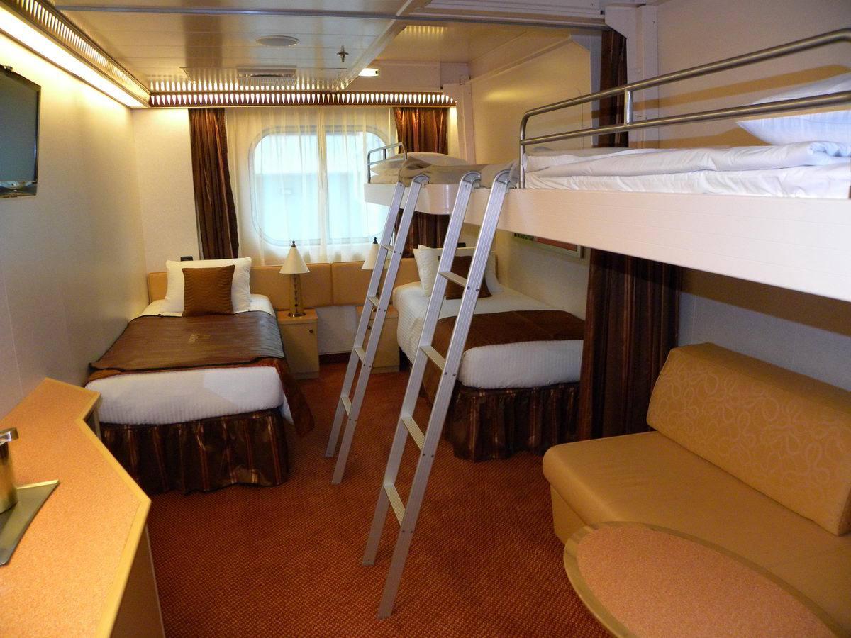 Carnival Dream Cruise Ship Profile