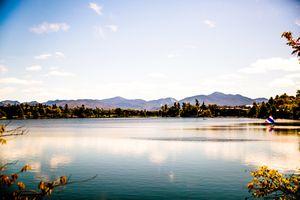 Super Reflection - Lake Placid NY