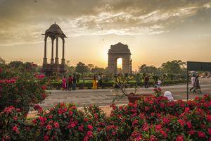 India Gate, Delhi.