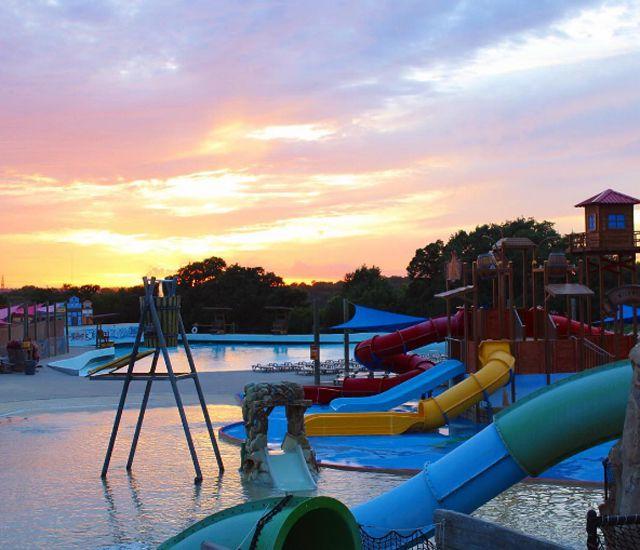 Splash Kingdom Texas water park