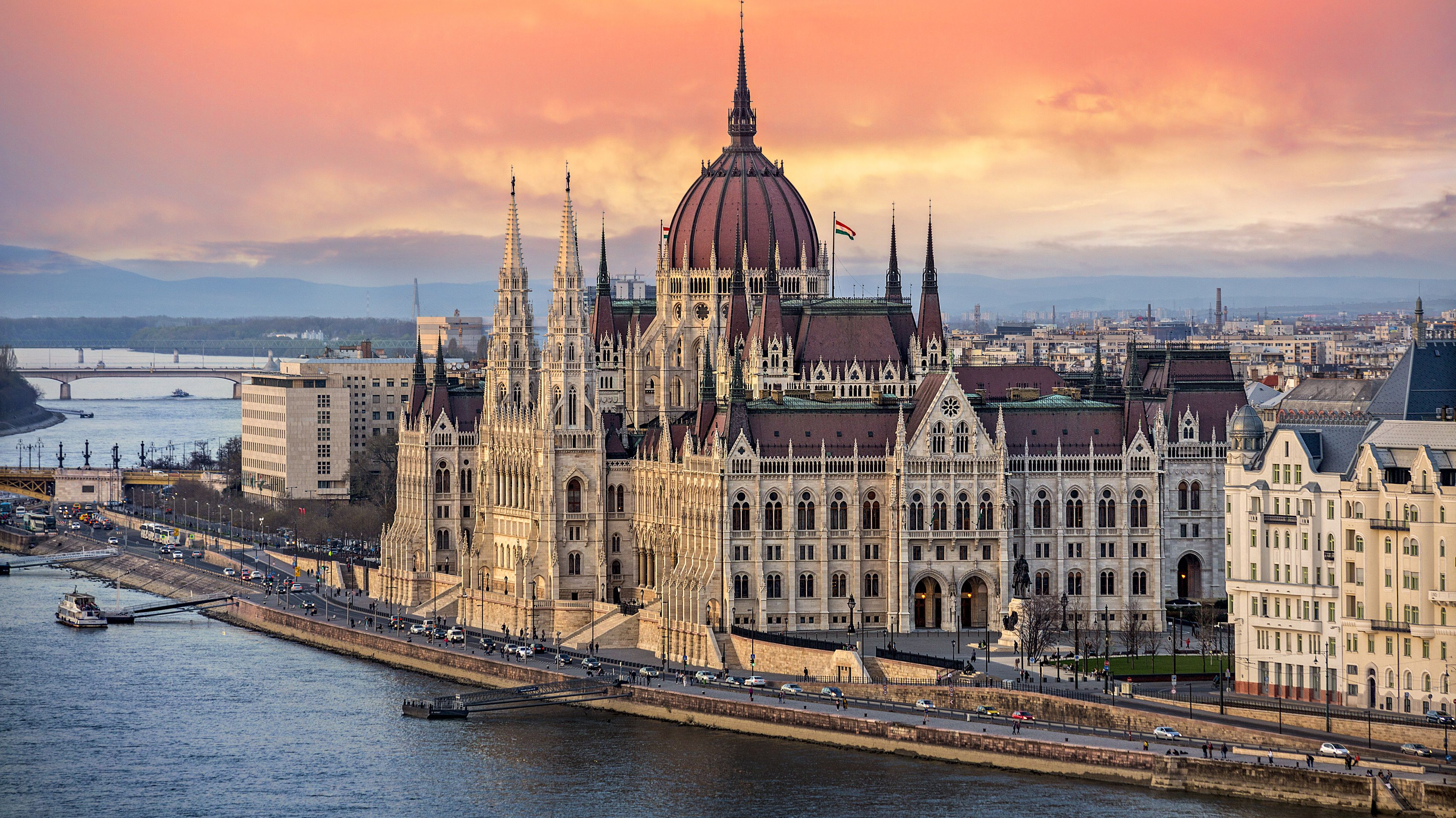 Budapest including flights from Tampere, accommodation at the City Hotel Budapest with breakfast and hand luggage on flight.
