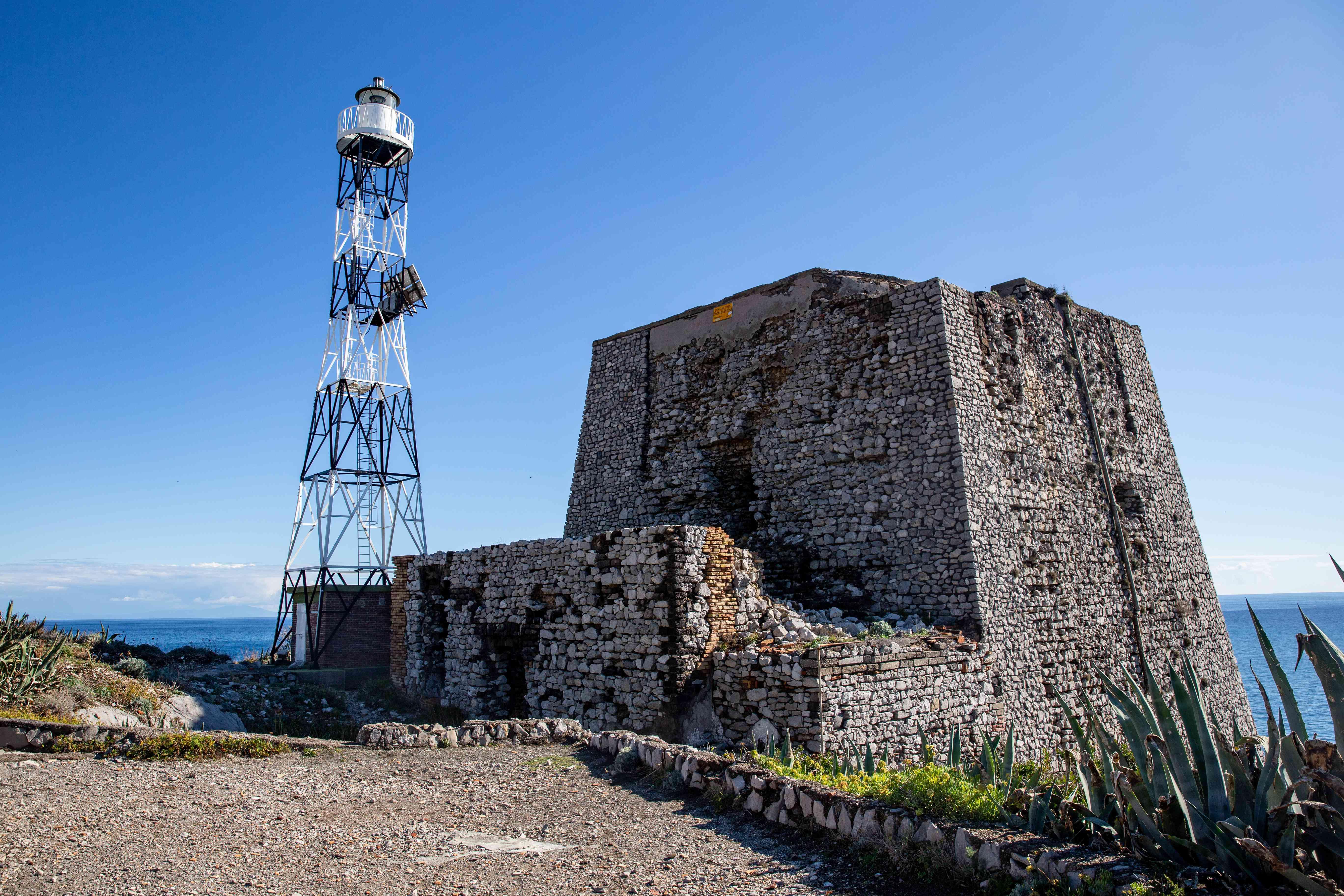 Punta Campanella Marine Reserve, Amalfi Coast