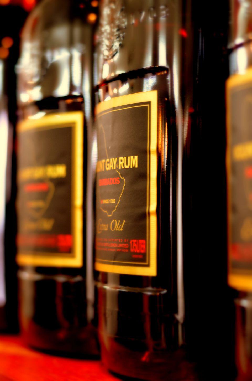 Persia mount gay rum barbados