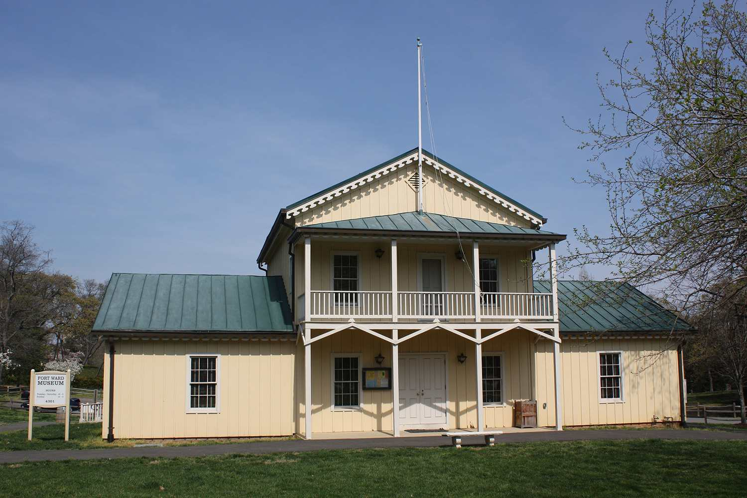 Fort Ward Museum