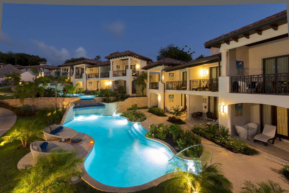South Seas Village at Sandals LaSource Resort