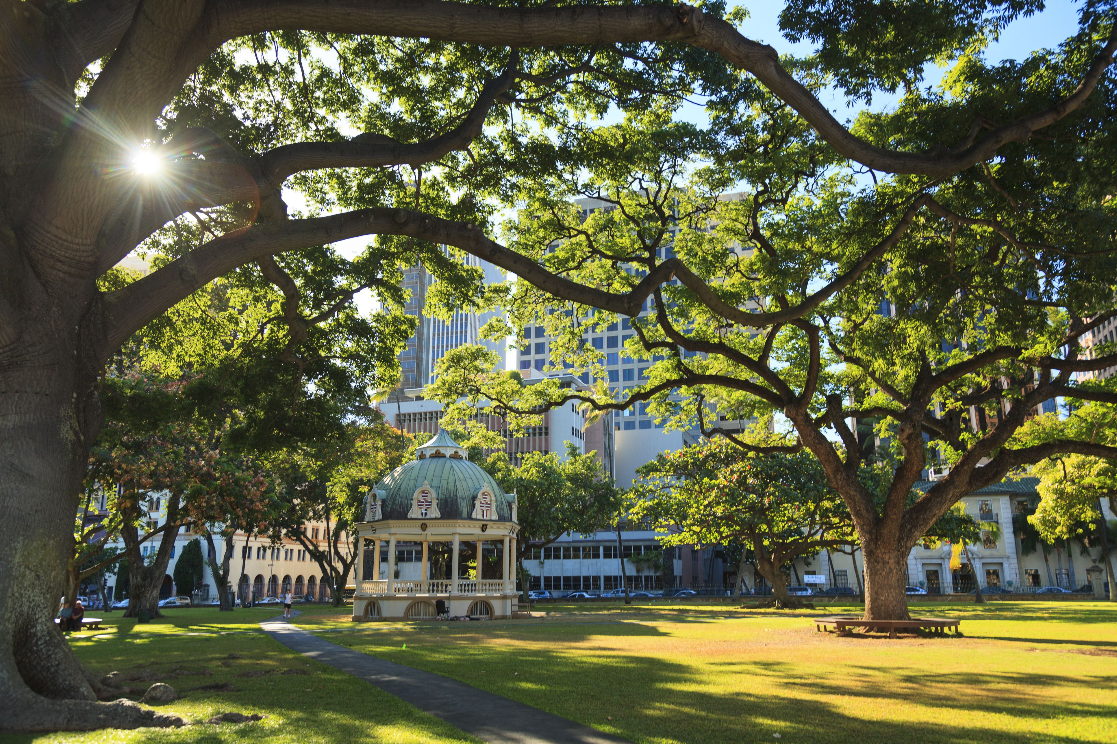 Honolulu, Iolani Royal Palace