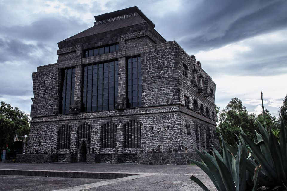 Anahuacalli Museum Mexico City