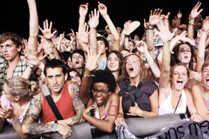 Go to Benicassim and you could be these people