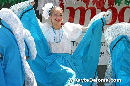 Cinco de Mayo Mexican Dancer