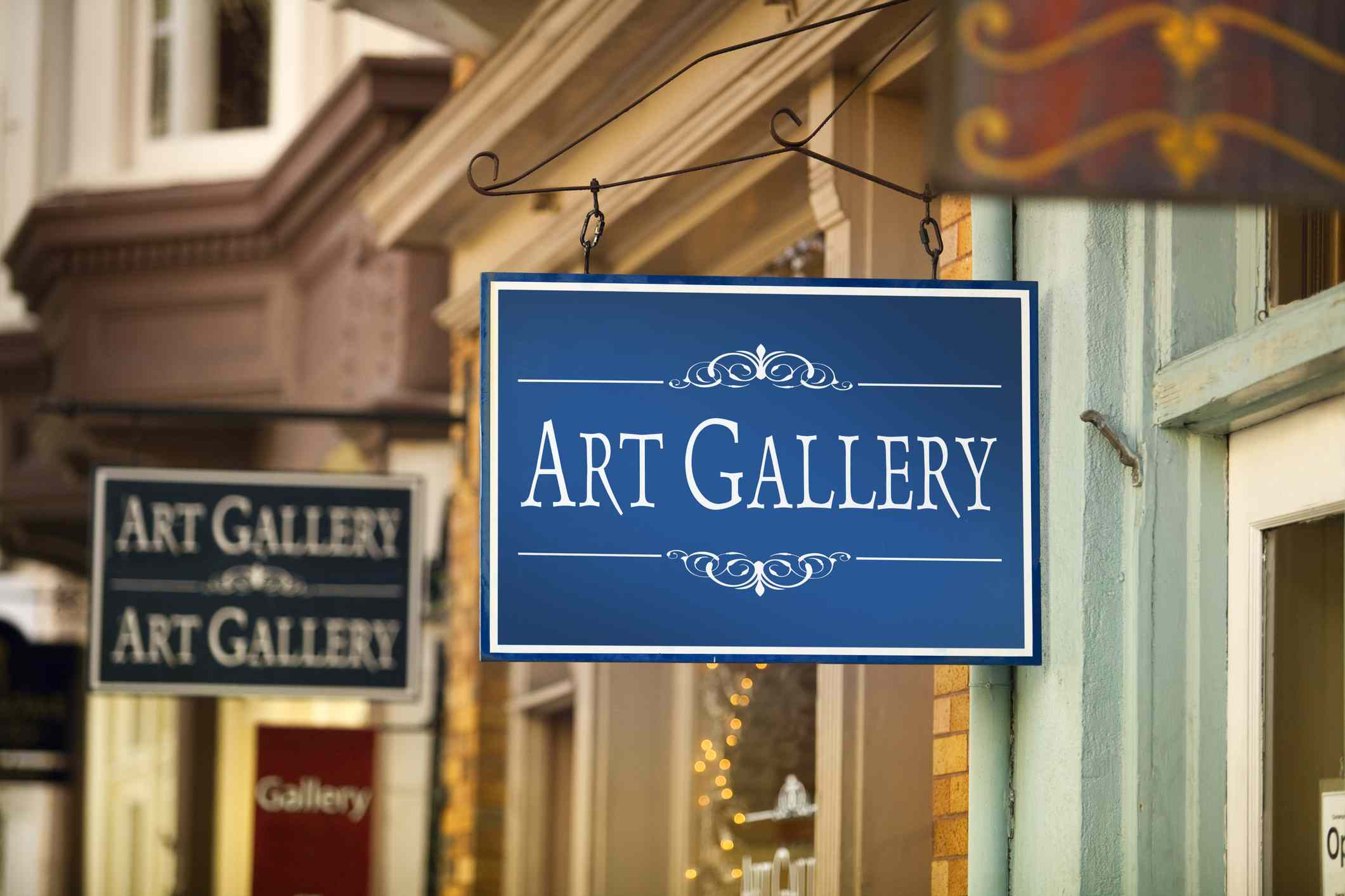 Charleston Art Gallery
