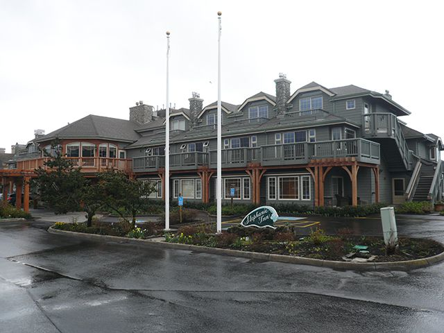 The Stephanie Inn In Cannon Beach Oregon Angela M Brown