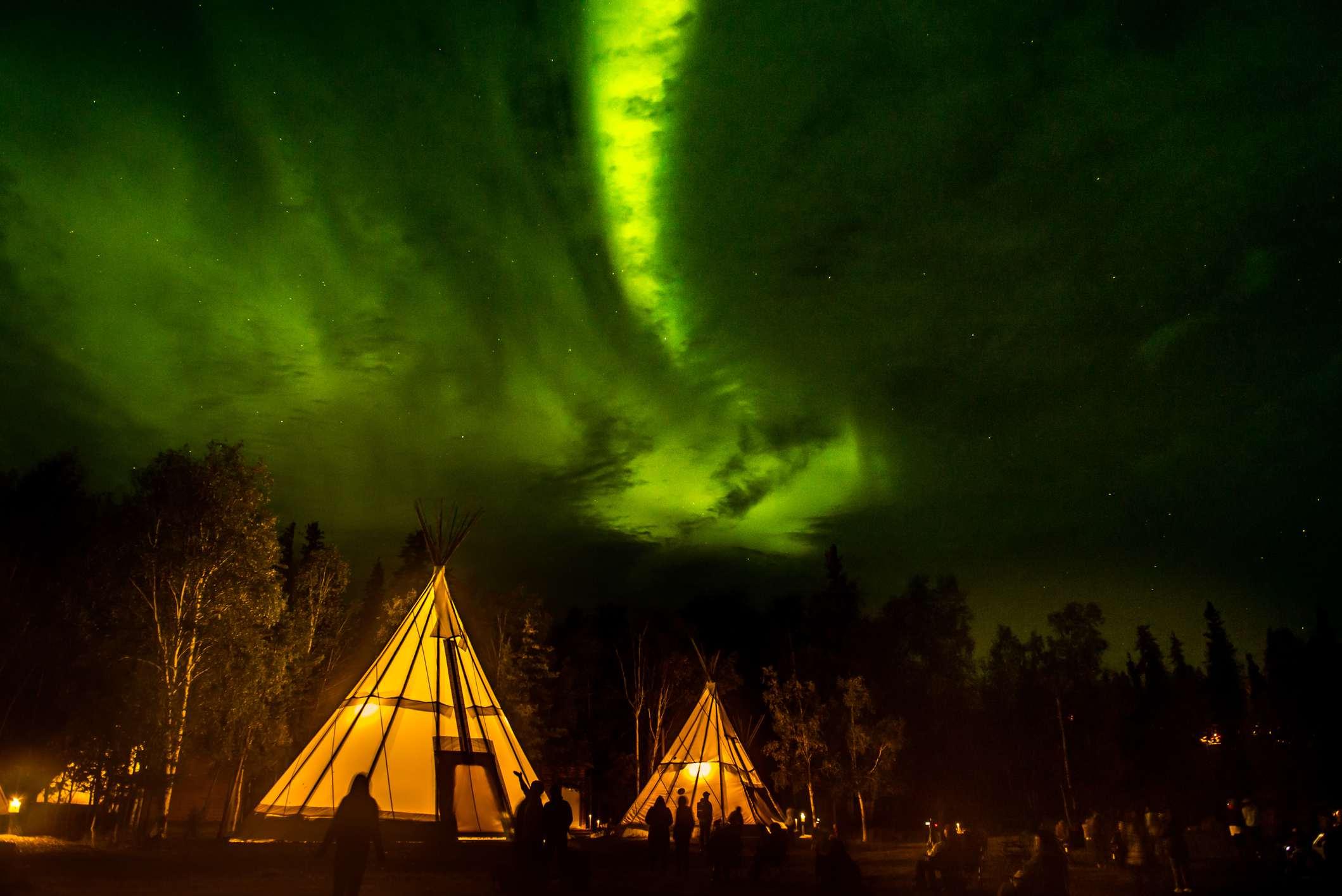 Yellowknife Northwest Territories Canada.