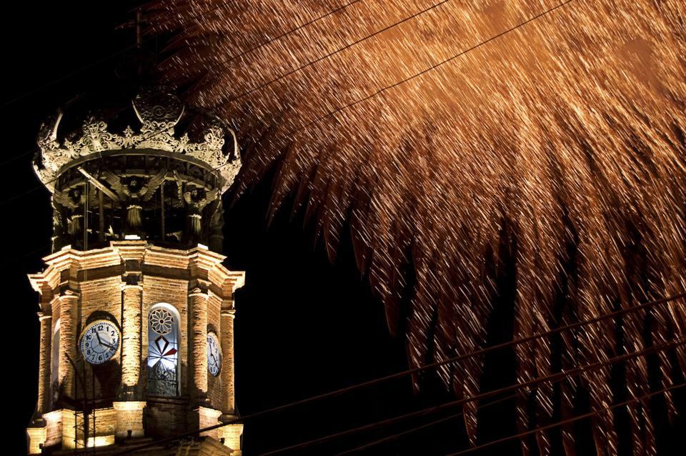 Fireworks in Los Cabos