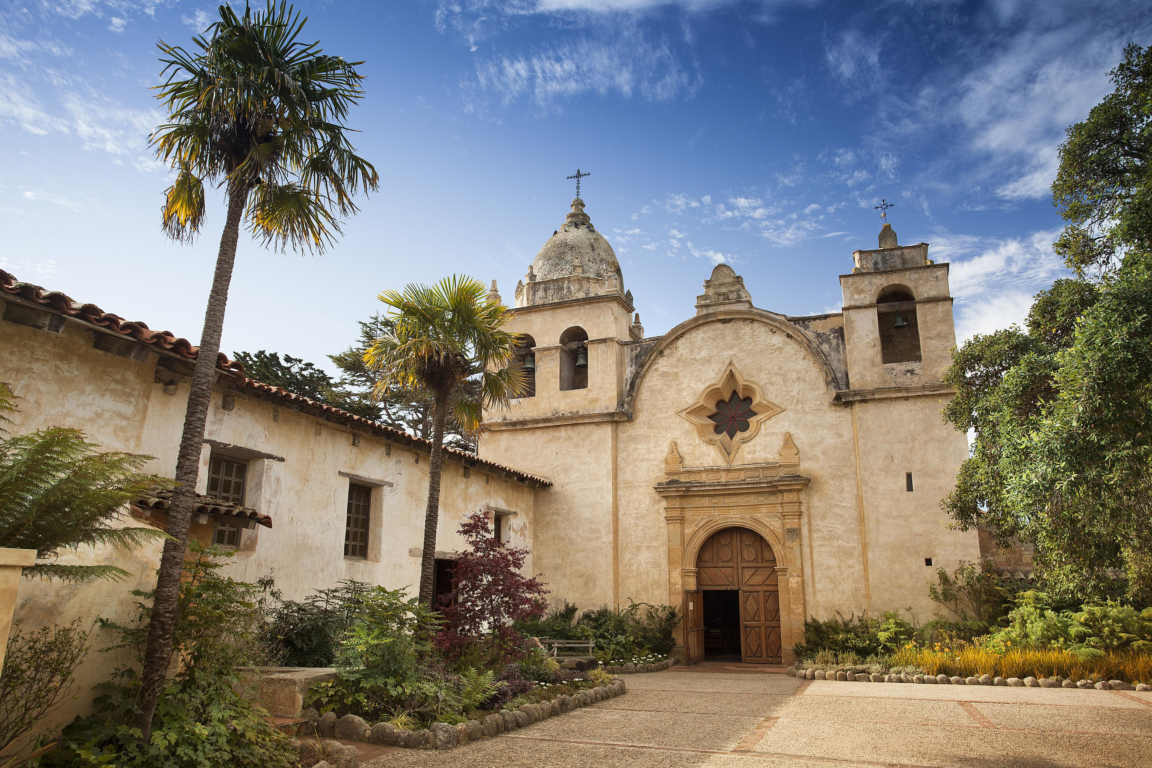 Carmel Mission Essentials School Projects And Visitors